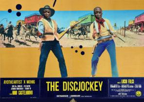 The Discjockey